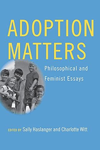 adoption essays
