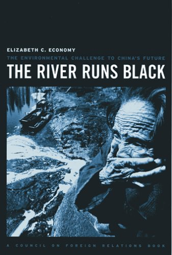 9780801489785: The River Runs Black: The Environmental Challenge To China's Future