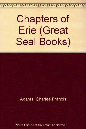 9780801490187: Chapters of Erie (Great Seal Books)