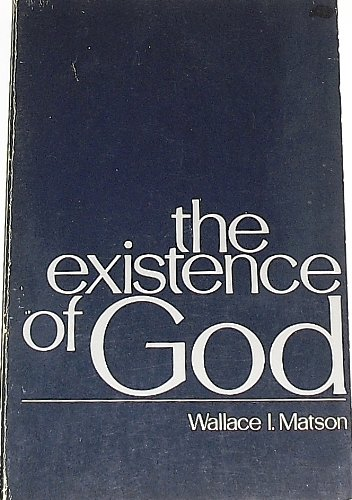 9780801490453: The Existence of God