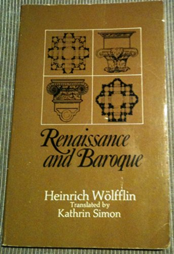 9780801490460: Renaissance and Baroque