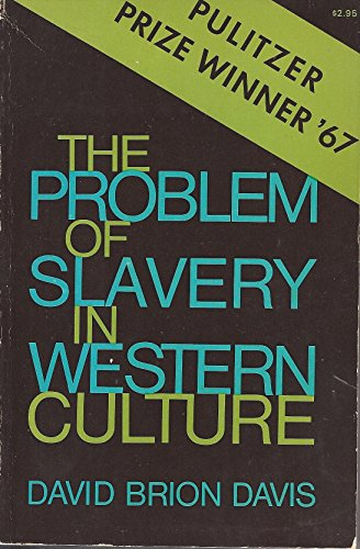 9780801490804: Problem of Slavery in Western Culture
