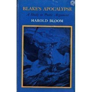 9780801490989: Blake's Apocalypse: A Study in Poetic Argument