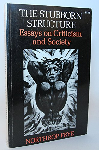 9780801491108: The Stubborn Structure: Essays on Criticism and Society.
