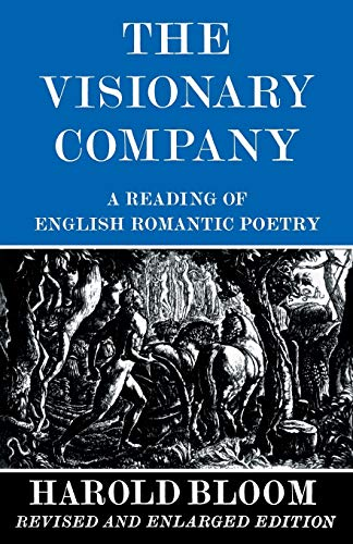 9780801491177: The Visionary Company: A Reading of English Romantic Poetry
