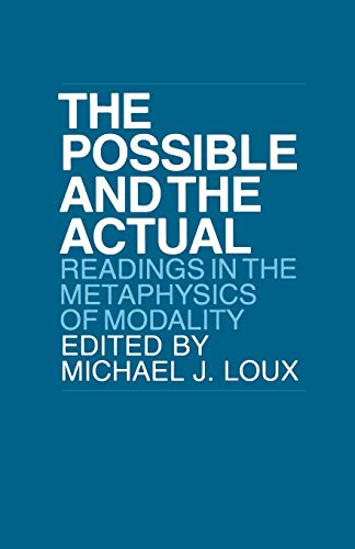 9780801491788: The Possible and the Actual: Readings in the Metaphysics of Modality