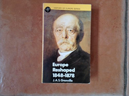 9780801492075: Europe Reshaped 1848-78 Pb