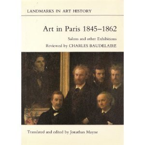9780801492273: Art in Paris, 1845-1862: Salons and Other Exhibitions (Landmarks in art history)