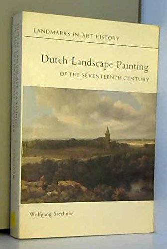 9780801492280: Dutch Landscape Painting of the Seventeenth Century (Landmarks in Art History)