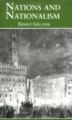 Nations and Nationalism: Gellner, Ernest
