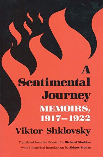 9780801492914: A Sentimental Journey: Memoirs, 1917-22