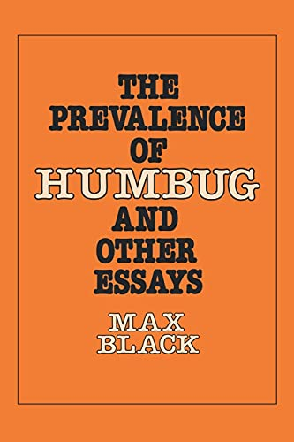 9780801493218: The Prevalence of Humbug and Other Essays