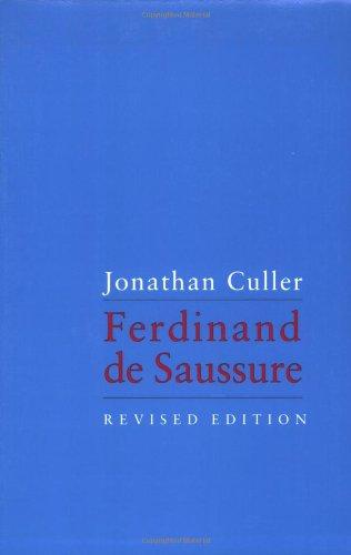 9780801493898: Ferdinand de Saussure