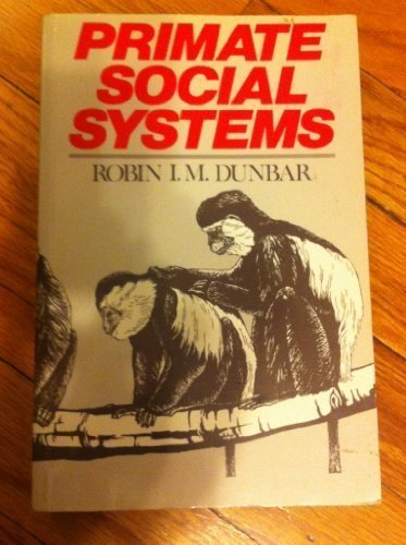 9780801494123: Primate Social Systems