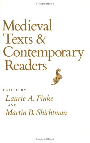 9780801494635: Medieval Texts and Contemporary Readers