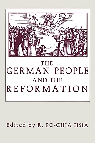 9780801494857: The German People and the Reformation