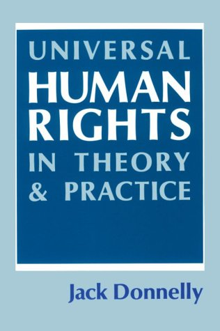 9780801495700: Universal Human Rights in Theory and Practice