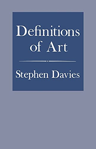 9780801497940: Definitions of Art