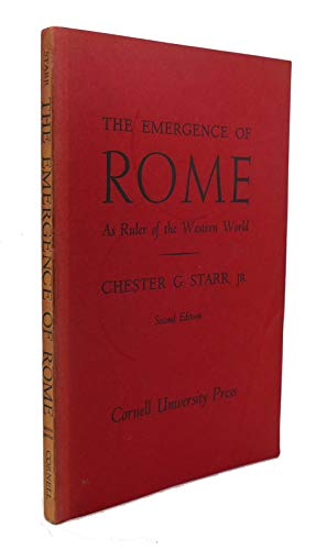 9780801498534: The Emergence of Rome as Ruler of the Western World (Development of Western Civilization S.)