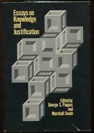 9780801498657: Essays on Knowledge and Justification