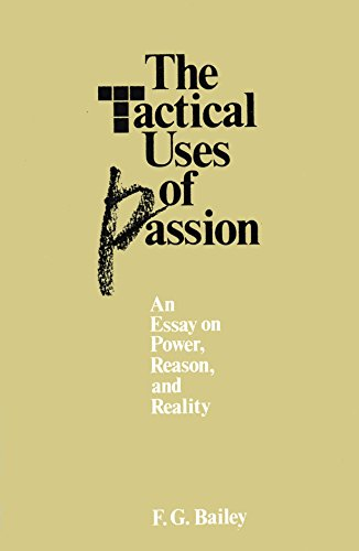 9780801498848: The Tactical Uses of Passion: An Essay on Power, Reason, and Reality