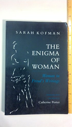 9780801498985: The Enigma of Woman: Woman in Freud's Writings (Cornell Paperbacks)
