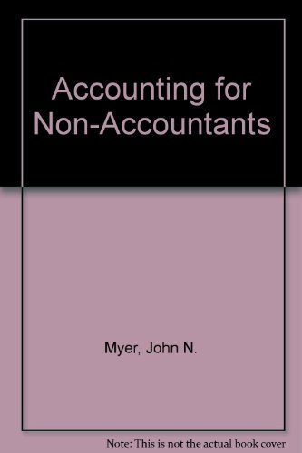 9780801500268: Accounting for Non-Accountants