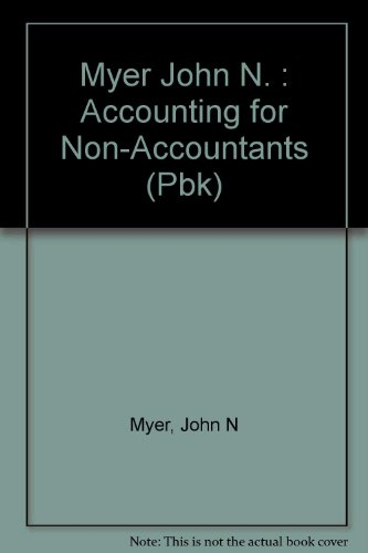 9780801500282: Accounting for Non-Accountants: Revised Edition