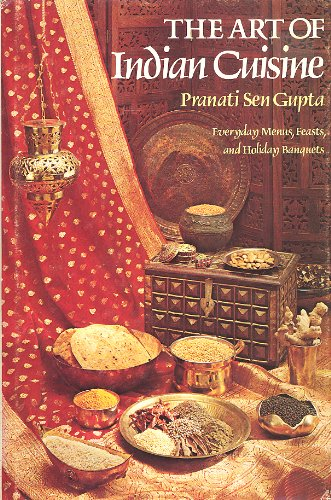 9780801503665: The Art of Indian Cuisine