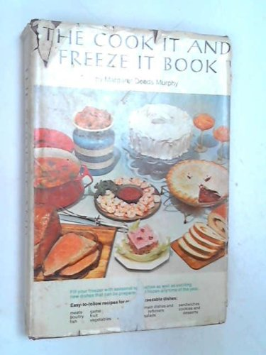 9780801517549: The cook it and freeze it book