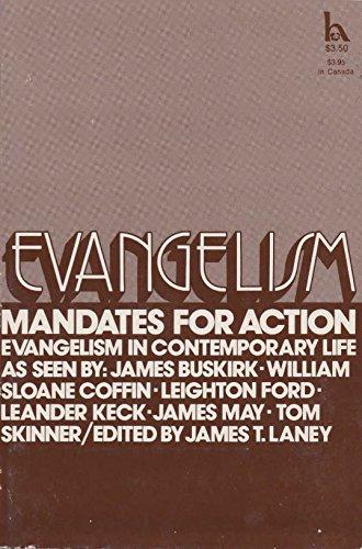 9780801524103: Evangelism: Mandates for action