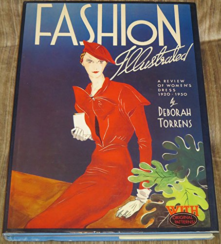 9780801525599: Fashion illustrated: A review of women's dress, 1920-1950