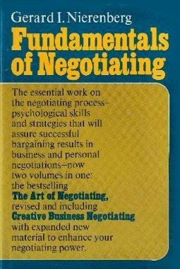 9780801528682: The Fundamentals of Negotiating