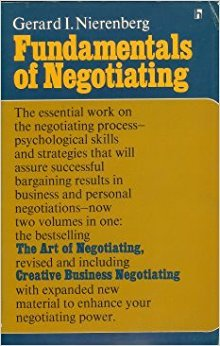 9780801528699: The Fundamentals of Negotiating