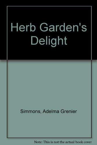 Herb Garden's Delight: Adelma Grenier Simmons