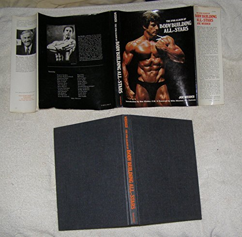 IFBB Album of Bodybuilding All-Stars (080153920X) by Joe Weider