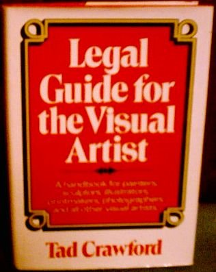 9780801544712: Legal Guide to Visual Art