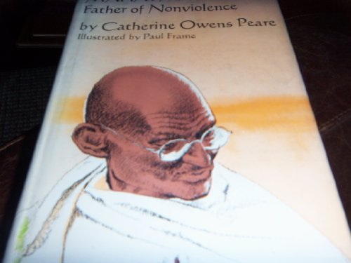 9780801547768: Mahatma Gandhi, Father of Nonviolence.