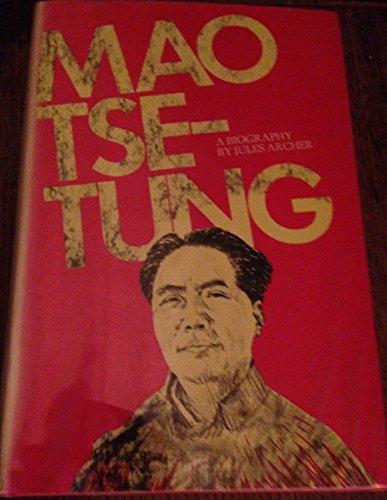 9780801548840: Mao Tse-Tung.