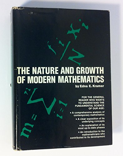 9780801553349: Nature and Growth of Modern Mathematics