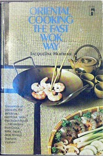 9780801556104: Oriental Cooking the Fast Wok Way