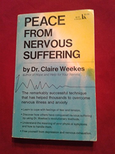 9780801558047: Peace from Nervous Suffering