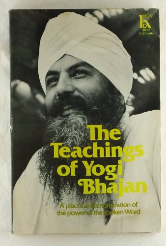 9780801574610: The Teachings of Yogi Bhajan