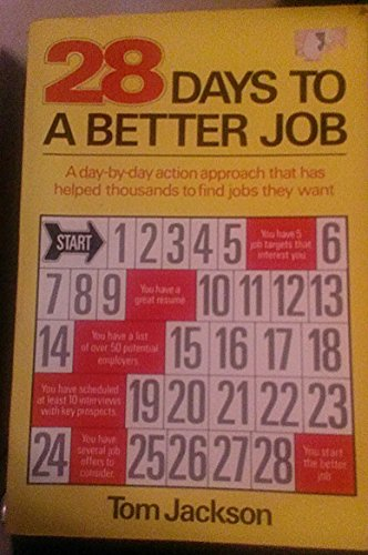 9780801580130: 28 Days to a Better Job