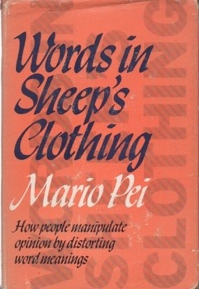 9780801588389: Words in Sheep's Clothing