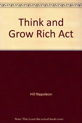 9780801590078: Think and Grow Rich Action Pack