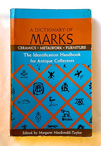 9780801590092: Dictionary of Marks