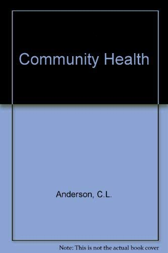 9780801601873: Community Health