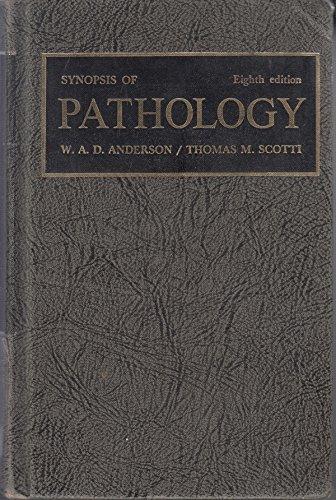 9780801602290: Synopsis of Pathology