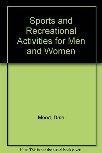 9780801602900: Sports and Recreational Activities for Men and Women